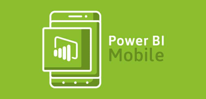 Sono spesso in viaggio per lavoro … posso usare Power BI anche da mobile?
