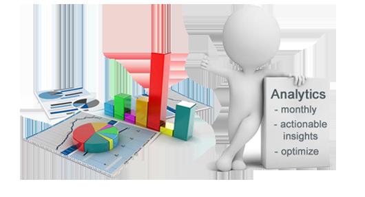piattaforma di reporting e analytics