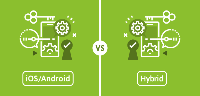 È meglio sviluppare un'App specifica per iOS/Android, o Ibrida?