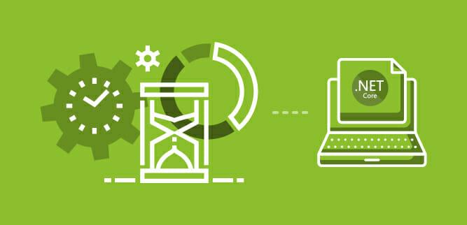 Quanto tempo ci vuole per sviluppare un software con .NET Core?