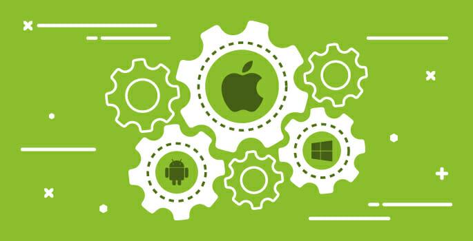 quale sistema operativo scegliere per creare un'app