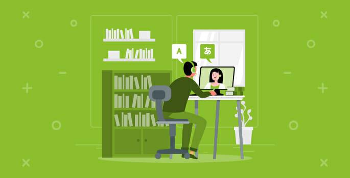 apprendimento con la piattaforma E-Learning per la scuola