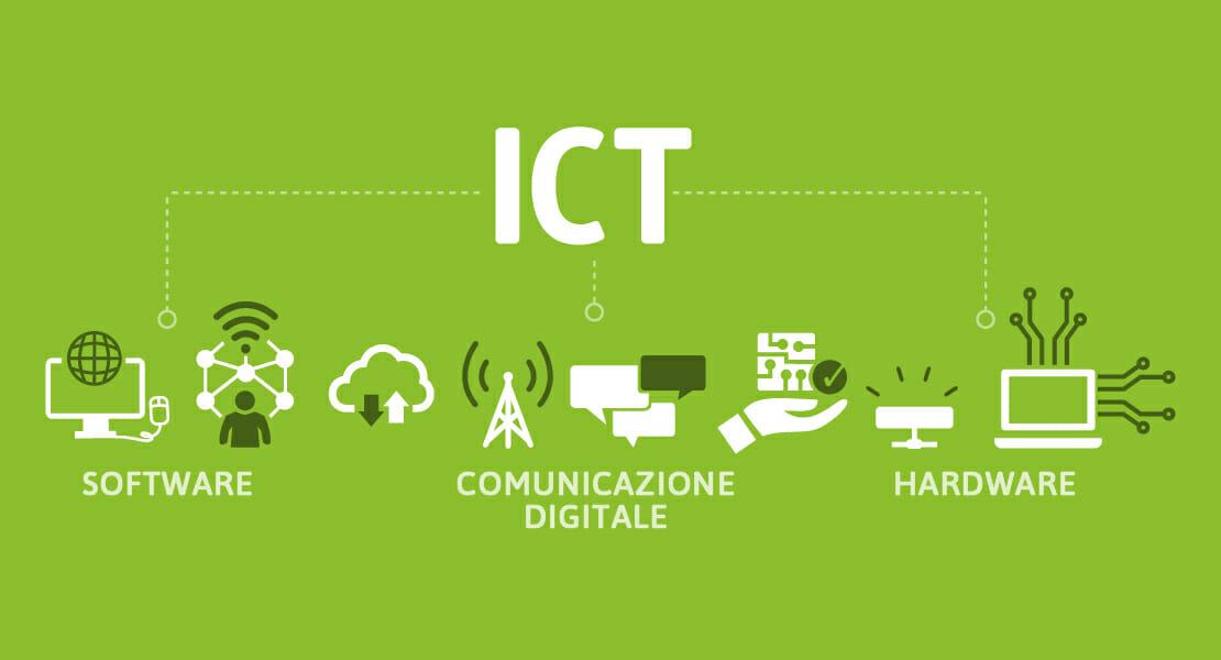 ICT: cos'è e principali categorie